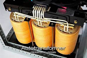 Autotransformer Connection Explained