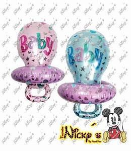 Globo De Original Chupon De 85x50cm Para Baby Shower ...
