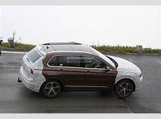 2018 Skoda Yeti Spied, Looks Like a Volkswagen Tiguan with