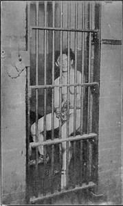 Houdini Escapes From City Prison