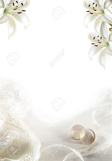 Invitation Backgrounds Wedding Invitation Backgrounds