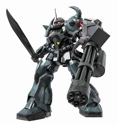 Gouf Gundam Mobile Suit Battle Operation Ms