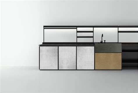 cuisines design industries urquiola designs a kitchen for boffi
