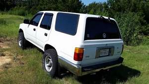Sell Used 1993 Toyota 4runner 4x4  2 4 L R22 Motor  5