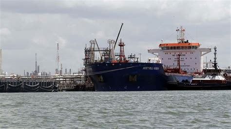 Houston Ship Channel Back Open After Collision