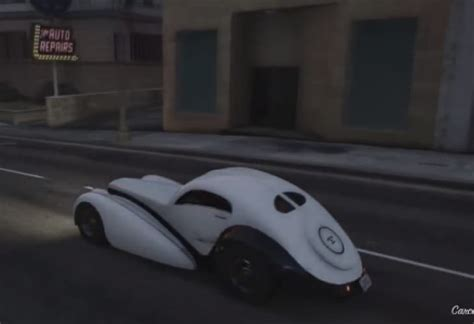 Gta V Z-type Car Location Unknown, Customization Joy