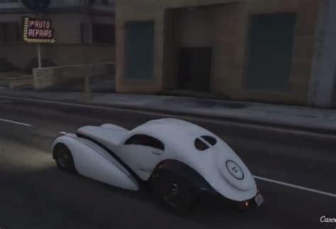 Gta V Z-type Car Location Unknown, Customization Joy