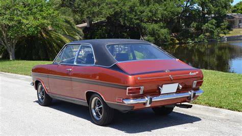 1969 Opel Kadett by 1969 Opel Kadett G79 Kissimmee 2016