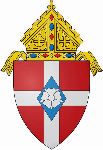 Diocese Catholic Winona Roman Svg Rochester Arms
