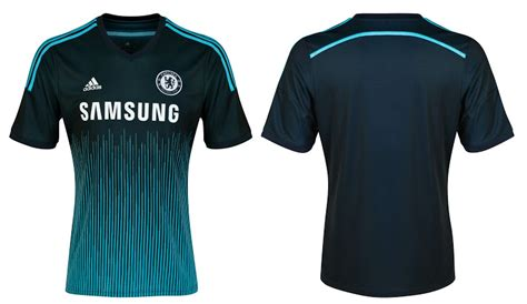 adidas  chelsea fc launch   kit