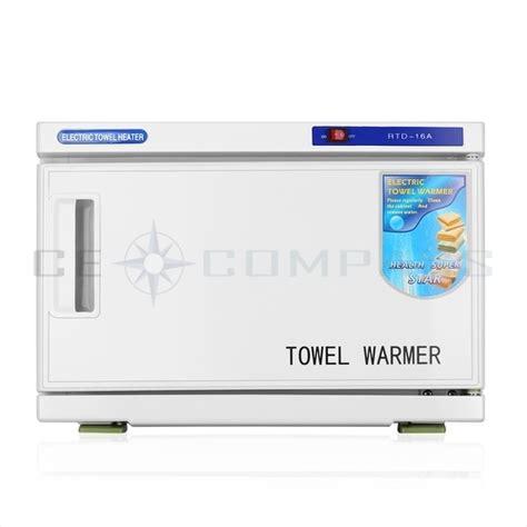 Commercial Towel Warmer by 2 In 1 Towel Warmer Cabinet 16l Uv Sterilizer Spa