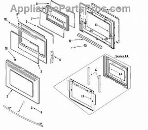 Whirlpool Wpw10162384 Oven Door Gasket