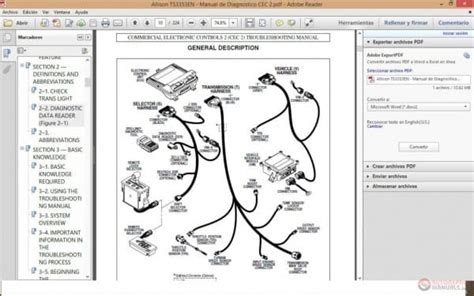 Allison 1000 Transmission Wiring Diagram by Allison 1000 Shift Solenoid Diagram