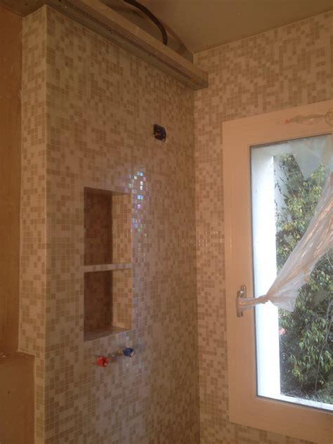 mosaico per doccia doccia in mosaico idea casa