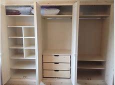Fitted Wardrobe Storage 2 Tennyson