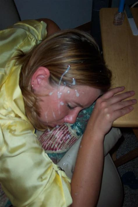 Facial on a passed out wife - Xxx Photo