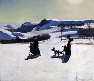 File:Rockwell Kent - Snow Fields (Winter in the Berkshires ...