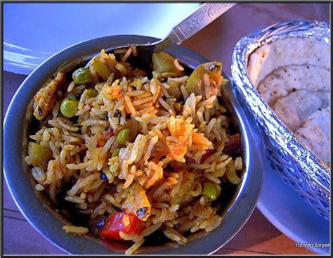 riz biryani de légumes recette cuisine indienne