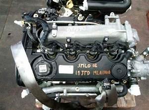 Comprar Motor Completo De Fiat Stilo  192  1 9 Jtd    1 9