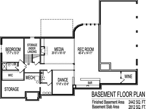 home plans with basement 2 bedroom ranch house plans 2 bedroom house plans with