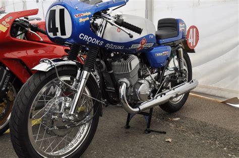 Crooks Suzuki 500cc Classic Motorcycle Pictures