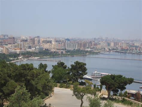 Treasuresoftravel  Baku, Capital Of Azerbaijan