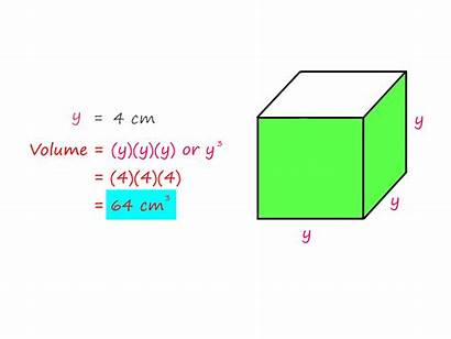 Cube Volume Surface Area Its