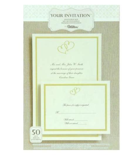wedding invitation kits do it yourself amazon com
