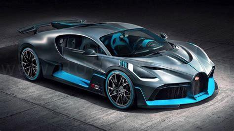 Bugatti Divo Sportscar Priced At Approx Rs 41 Crores