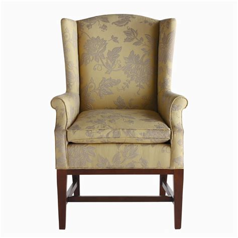 beans and buttons martha stewart wing chair