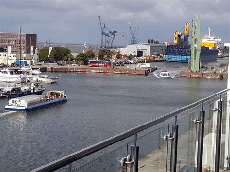 ferienwohnung port marina  gross bremerhaven firma