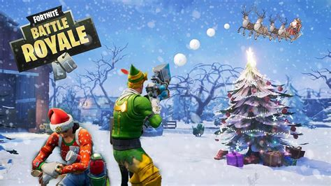 Christmas Winter Update / Patch Notes
