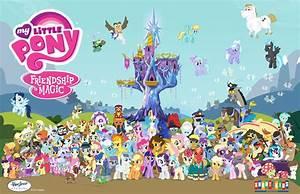 Image - Season 4 poster.jpg | My Little Pony Friendship is ...