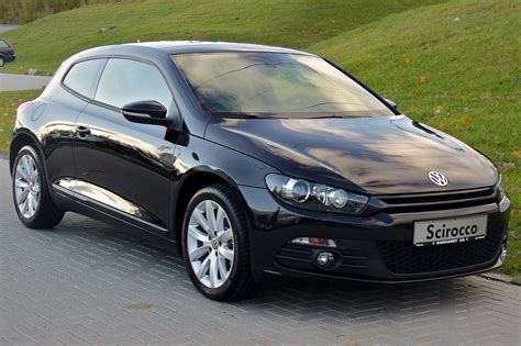 black volkswagen file vw scirocco iii 1 4 tsi dsg team deep black jpg