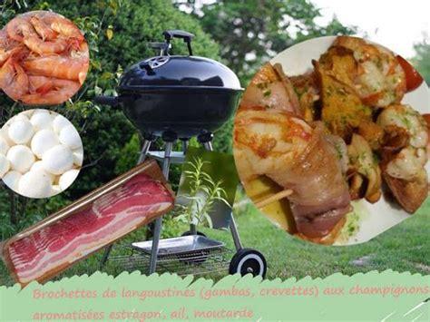 cuisine gambas recettes de langoustines