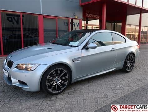 2007 Bmw M3 Coupe E92 4.0l V8 420hp Rhd For Sale
