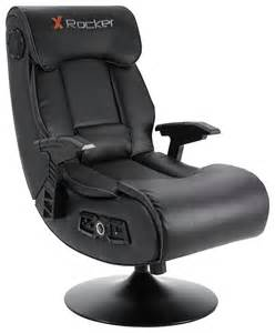 x rocker elite pro ps4 xbox one 2 1 audio faux leather gaming chair emr13 ebay
