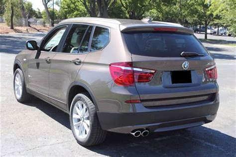 2013 Bmw X3 Xdrive28i by Export New 2013 Bmw X3 Xdrive28i Bronze On Oyster
