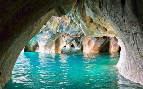 The Marble Caves In Chile - PRETEND Magazine