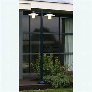 Lampadaire D Extérieur : lampadaire aubanne lampadaires modernes ~ Edinachiropracticcenter.com Idées de Décoration