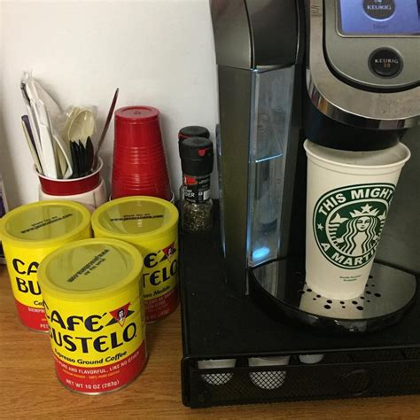 This week, it's all things. The Advantages of Keurig Won't Brew