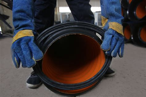 hdpe double wall corrugated pipe hebeish group