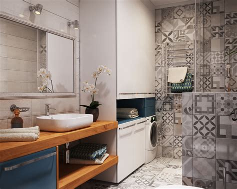 Bathroom Laundry Room Combo Floor Plans With Others