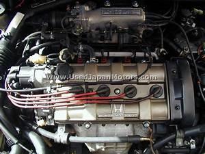 Honda Prelude Engine For 1992