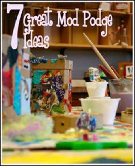 mod podge ideas crafts 1000 images about mod podge on map crafts 4979