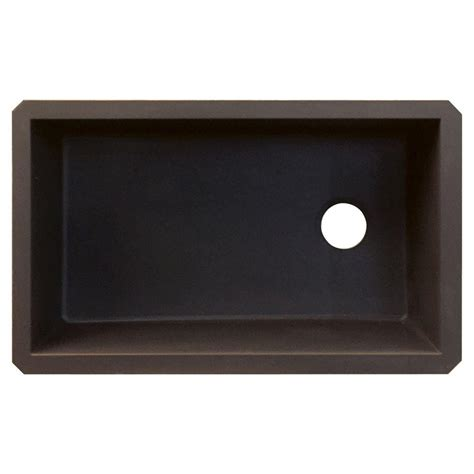 eljer stainless steel sinks single basin undermount granite kitchen sink bowl