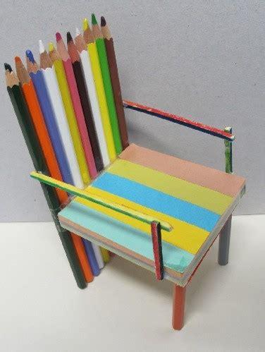 fabriquer une chaise miniature vous voulez créer votre chaise miniature lavieenrouge