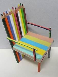 Petite Chaise En Plastique : vous voulez cr er votre chaise miniature lavieenrouge ~ Teatrodelosmanantiales.com Idées de Décoration