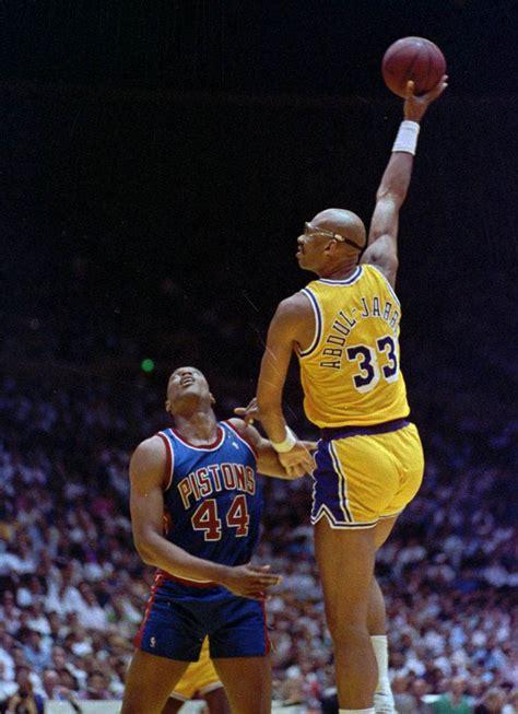 Kareem Abdul-Jabbar (Hall of Famer + Lakers Legend). Best ...