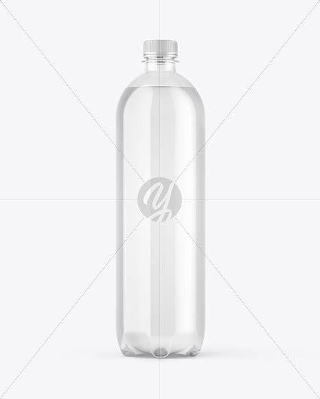 Bottle mockups object mockups packaging mockups. Clear Plastic Water Bottle Mockup in Bottle Mockups on ...